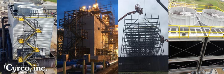 New Installation of Factory Assembled Cooling Towers