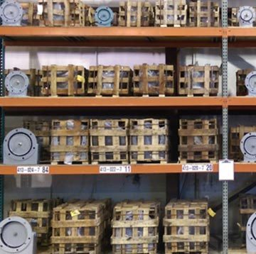 Cooling Tower Parts in Stock Fans Gear Box Motors