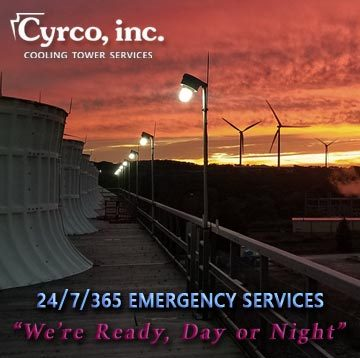 24hr Cooling Tower Emergency Repair Services