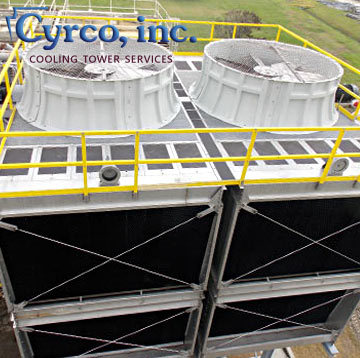 Cyrco, inc. New Cooling Towers & Service Providers
