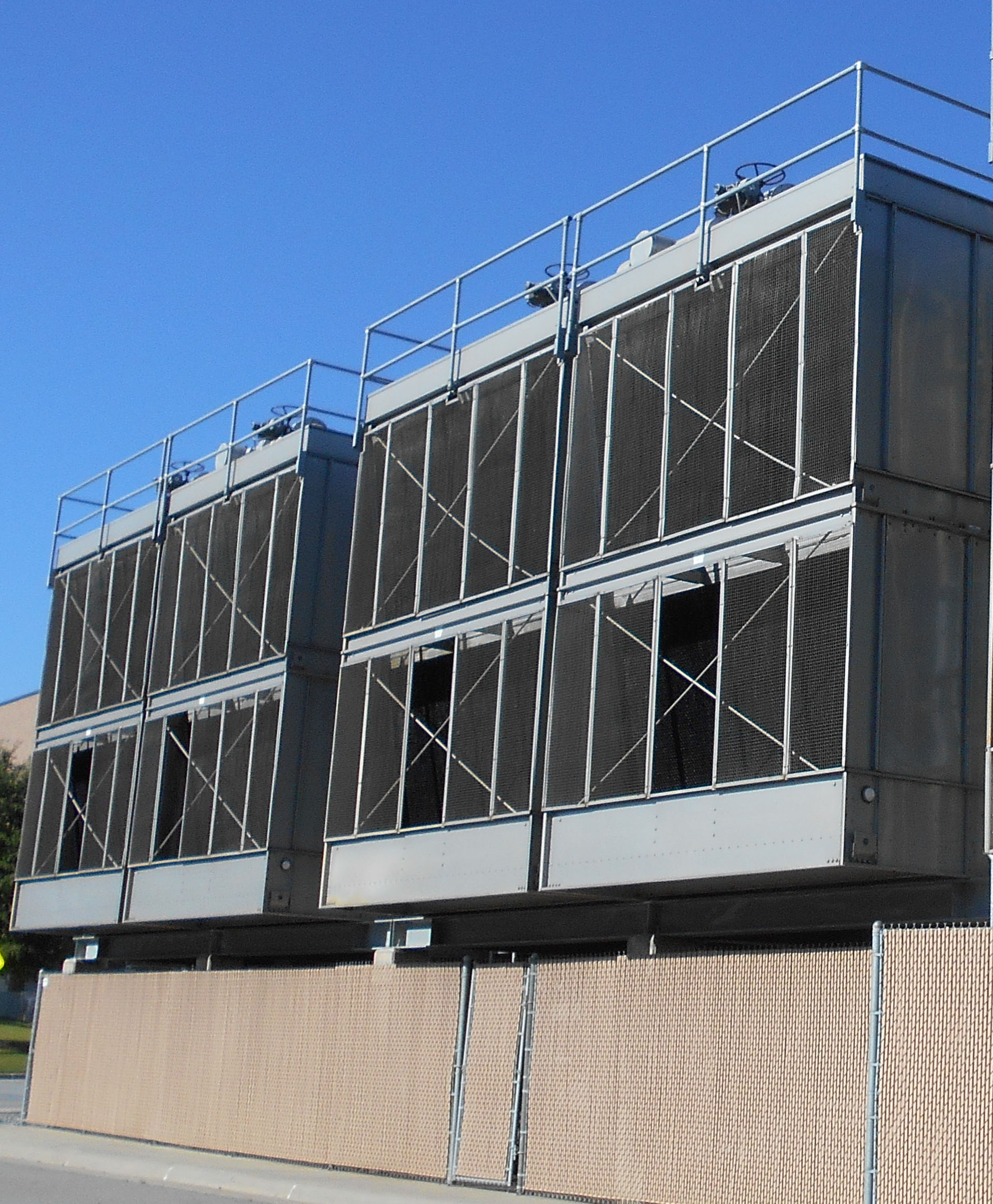 Evapco Cooling Tower Features